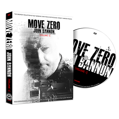 Move Zero Vol. 1 - John Bannon - Kaymar Magic