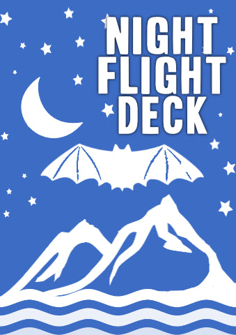 The Night Flight Deck by Steve Dela!
