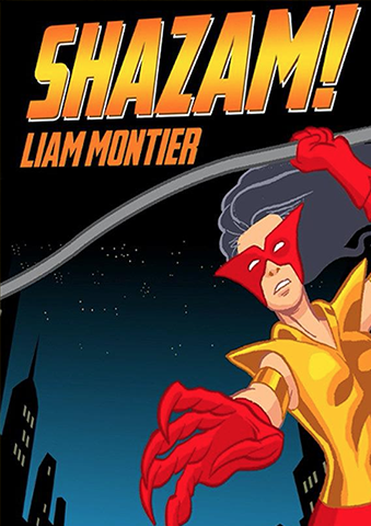 Shazam (ebook) by Liam Montier - Kaymar Magic