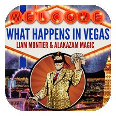 What Happens In Vegas - Liam Montier and Alakazam Magic