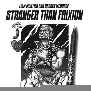 Stranger Than Frixion eBook - Darren McQuade and Liam Montier - Kaymar Magic