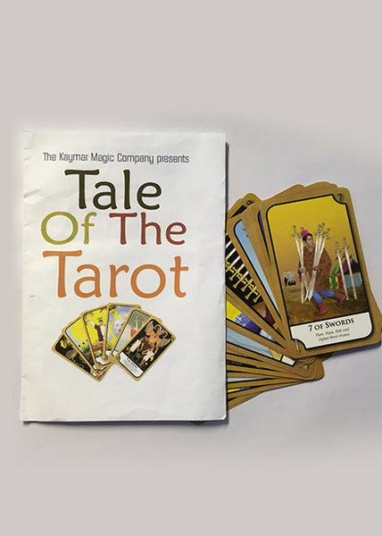 Tale of The Tarot - Kaymar Magic
