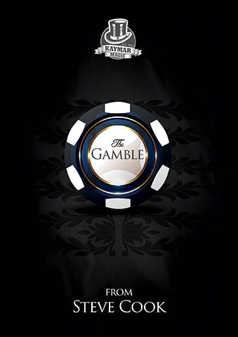 Gamble by Steve Cook - Kaymar Exclusive - Kaymar Magic