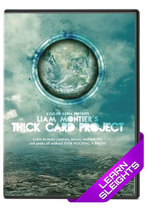 Thick Card Project by Liam Montier - Kaymar Magic