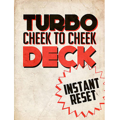 Turbo Cheek to Cheek Deck - Kaymar Magic