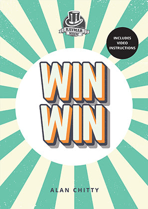 Win/Win by Alan Chitty - KAYMAR MAGIC EXCLUSIVE! - Kaymar Magic