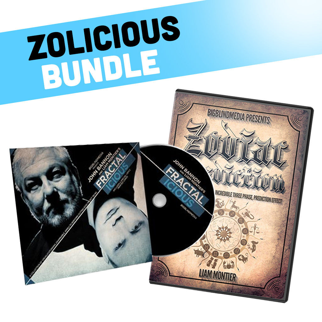 Xmas Zolicious Bundle (Zodiac Prediction + Fractalicious) - Kaymar Magic