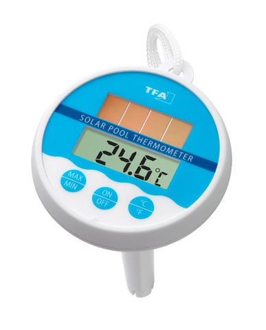 SOLAR   Poolthermometer