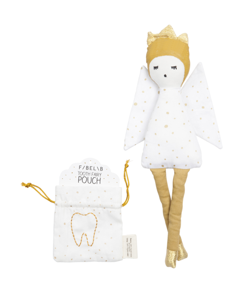 Fabelab dukke, dream friend tooth fairy