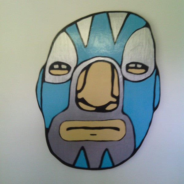 "Luchador ""Cold Steel"""