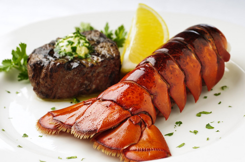 8 to 10 Oz. Lobster Tail (1 Tail)