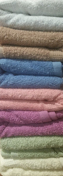 7 pack Bath Towels - Assorted Colors