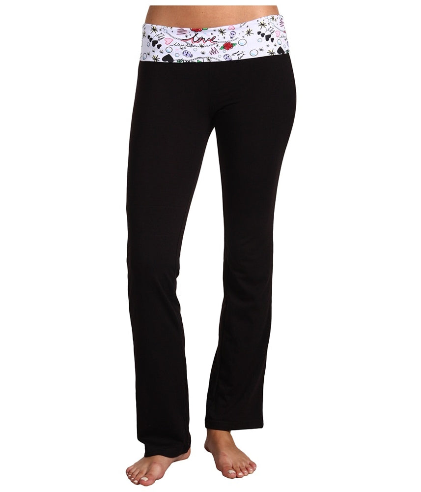 Assorted Yoga Leggings with Fashion WaistBand
