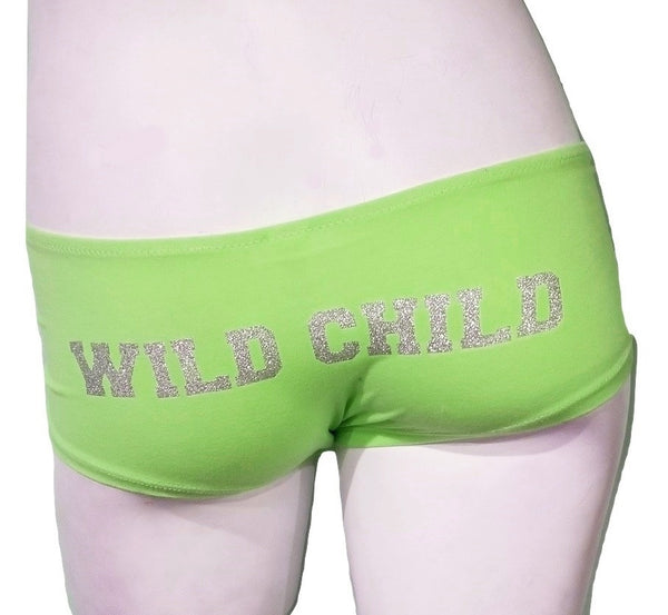 Boyleg Panties - Wild Child