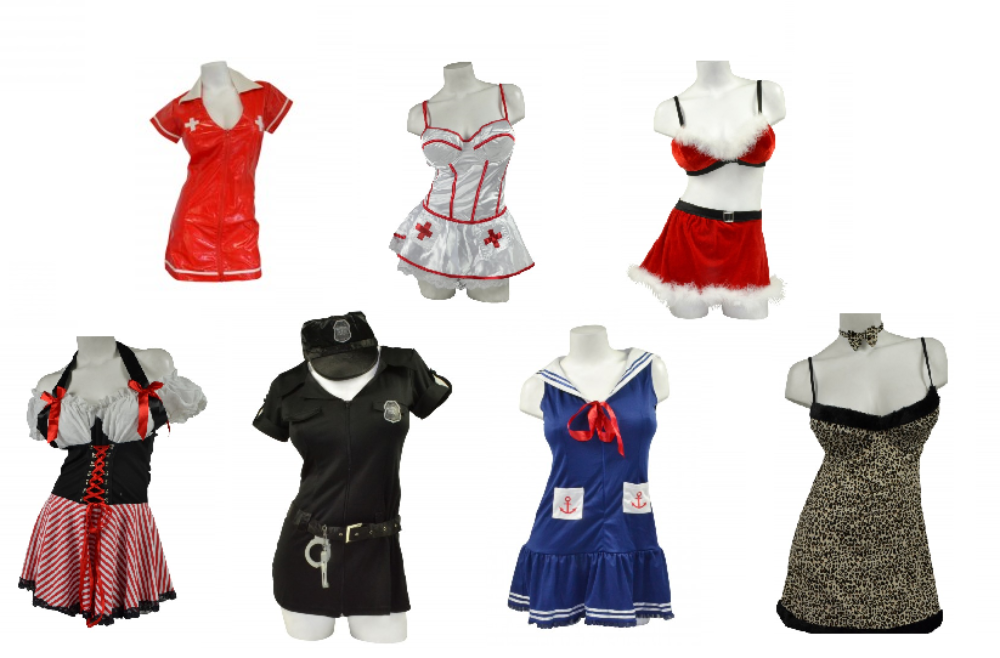 Wholesale Costumes - Assorted