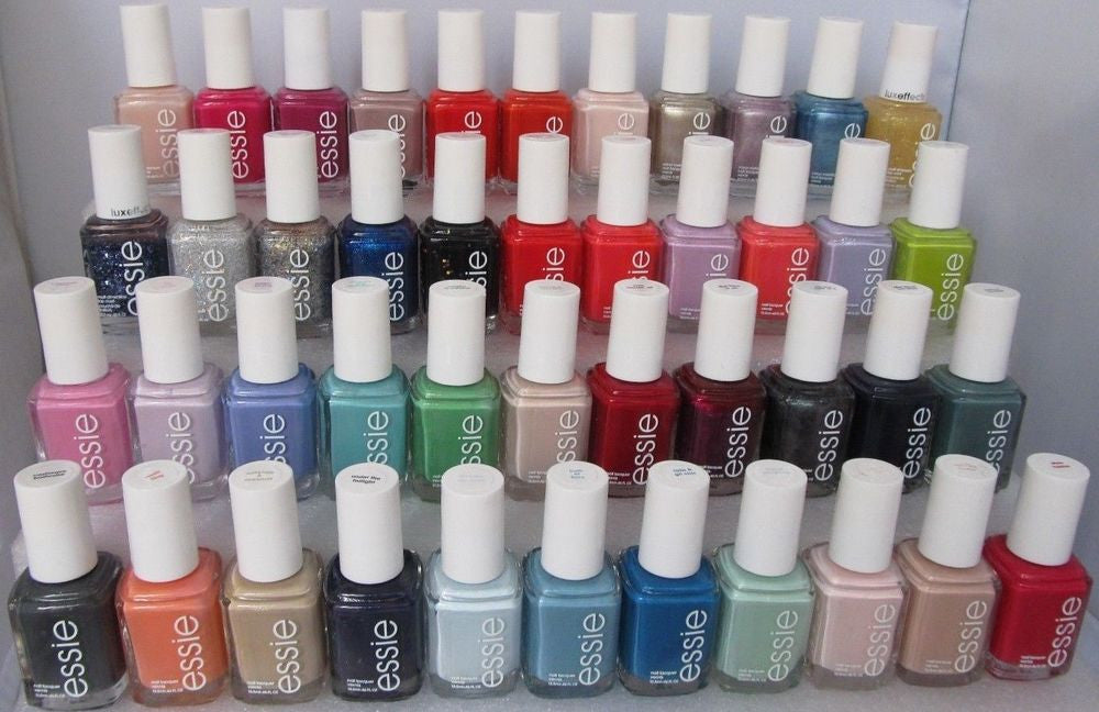 ESSIE NAIL LACQUER POLISH - ASSORTED COLORS – wholesalecamel