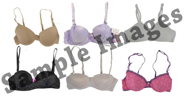 Wholesale Kids Bras - Assorted Pack