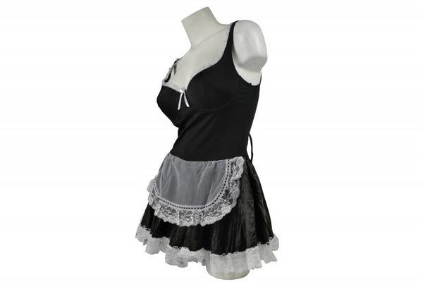 Halloween Costume - Sexy French Maid