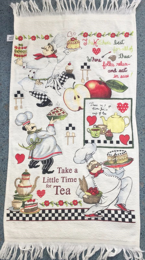 Whimsical Kitchen Towels - Assorted