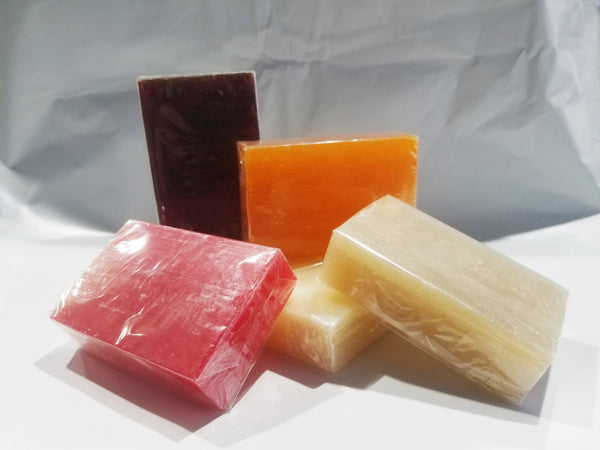 Glycerin Bar Soaps - Assorted Pack