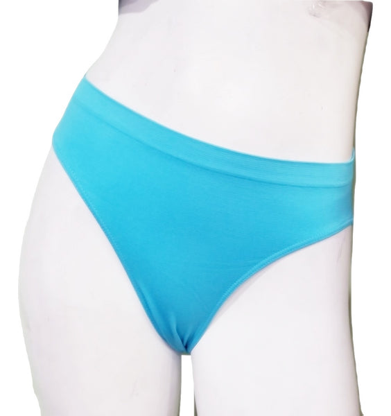 Hi-Cut Seamless Panties