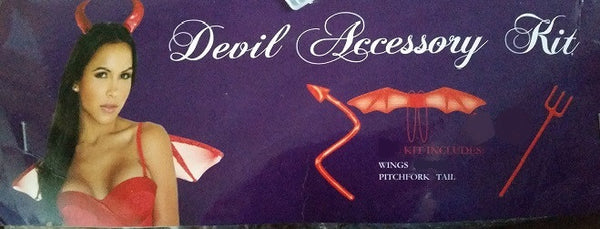 Sexy Red Devil's Accessories