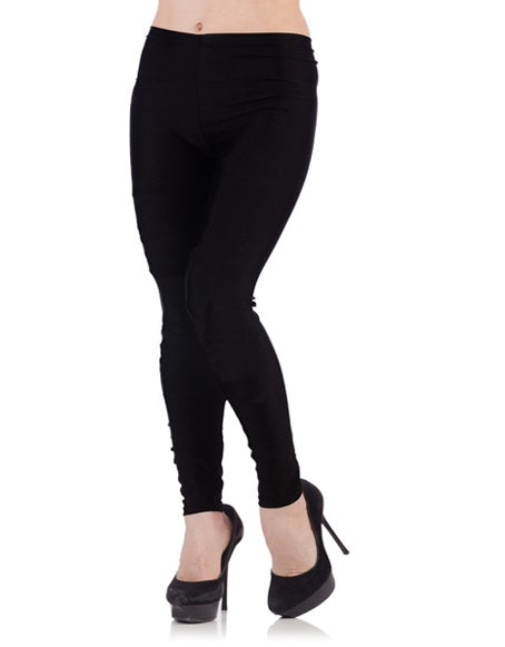 Women's Fleece-Lined Footless Tights