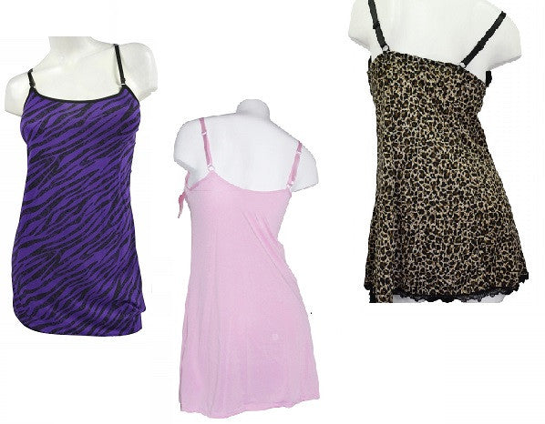 Beautiful Assortment of Nighties and Gowns