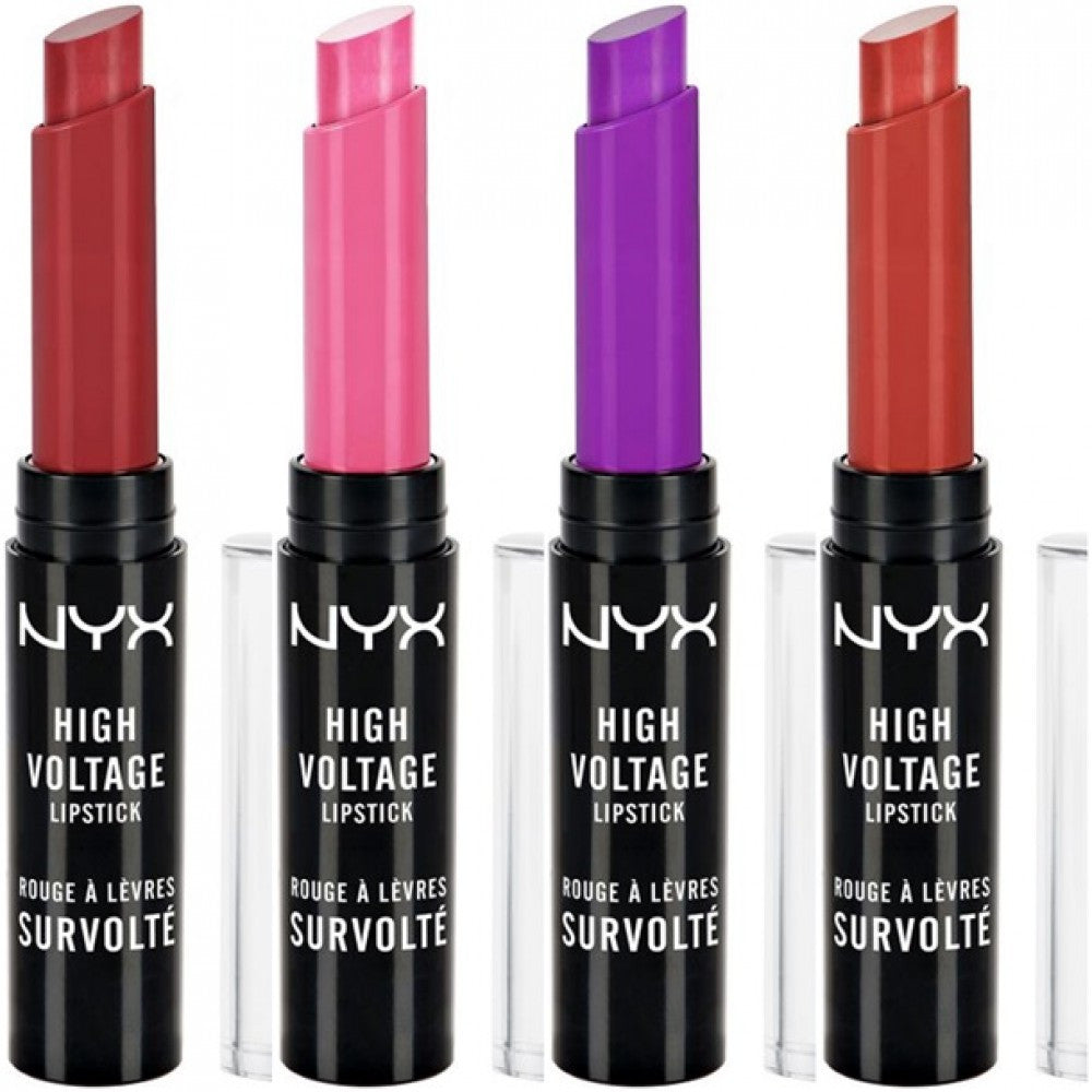 NYX High Voltage Lipstick - Assorted Colors