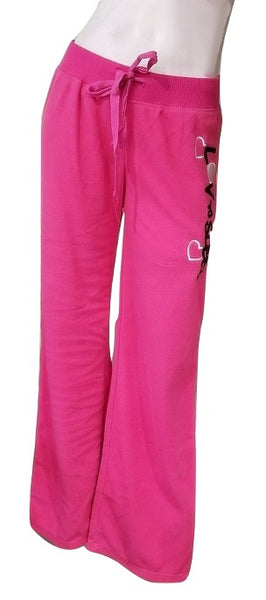 Soft Fleece PJ Pants - Love to Sleep