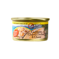 AGAINST THE GRAIN™ Caribbean Club with Chicken & Cheese