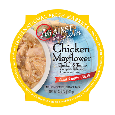 AGAINST THE GRAIN™ Chicken Mayflower with Chicken & Turnip