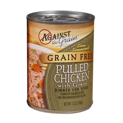 AGAINST THE GRAIN™ Pulled Chicken with Gravy