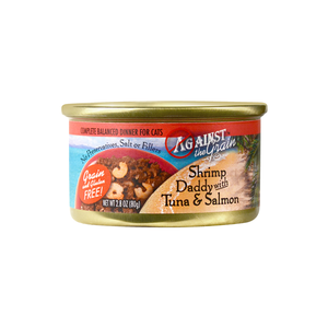 AGAINST THE GRAIN™ Shrimp Daddy with Tuna & Salmon
