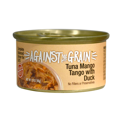 AGAINST THE GRAIN™ Farmer's Market Tuna Mango Tango with Duck
