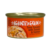 AGAINST THE GRAIN™ Farmer's Market Tuna Toscano with Tomato & Salmon