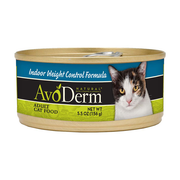 AVODERM Natural® Indoor Weight Control Formula for Cats