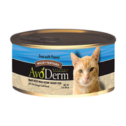 AVODERM Natural® Wild by Nature Tuna with Prawns for Cats