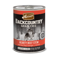 MERRICK® Backcountry™ Hearty Beef Stew for Dogs