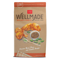CLOUD STAR® WellMade™ Grain-Free Baked Chicken Meal, Peas & Lentils Kibble for Dogs