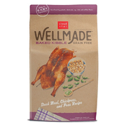CLOUD STAR® WellMade™ Grain-Free Baked Duck Meal, Chickpeas & Peas Kibble for Dogs