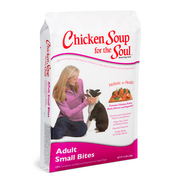 CHICKEN SOUP FOR THE SOUL® Adult Small Bites Formula for Dogs