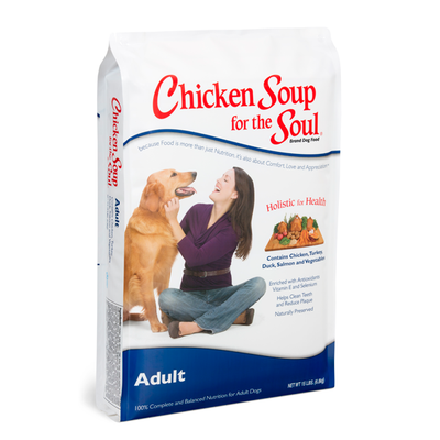 CHICKEN SOUP FOR THE SOUL® Adult Formula for Dogs