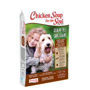 CHICKEN SOUP FOR THE SOUL® Grain Free Chicken, Turkey, Pea & Sweet Potato Recipe for Dogs