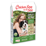 CHICKEN SOUP FOR THE SOUL® Grain Free Lamb, Pea & Green Lentil Limited Ingredient Recipe for Dogs