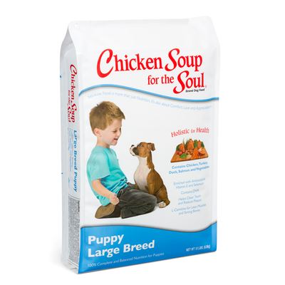 CHICKEN SOUP FOR THE SOUL® Puppy Large Breed Formula