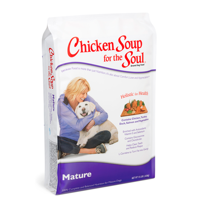 CHICKEN SOUP FOR THE SOUL® Mature Formula for Dogs
