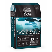 CANIDAE® Grain Free PURE Ancestral™ Raw Coated Fish Formula with Salmon, Mackerel, Pollock, Whitefish & Tuna for Dogs