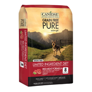 CANIDAE® Grain Free PURE Range™ Formula with Fresh Lamb, Buffalo Meal & Venison Meal for Dogs