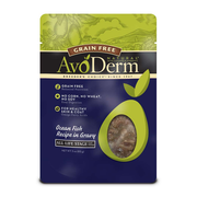 AVODERM Natural® Grain-Free Ocean Fish Recipe in Gravy for Cats